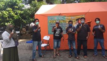 Tiga Pejabat PT Timah Negatif Covid-19, Wartawan Yang Sempat Liputan Lega: Bebas Mas!