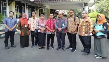 Tim Evaluasi Kota Layak Anak Kunjungi Kabupaten Bangka