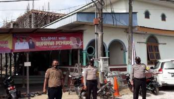 Tim Gugus Tugas Covid-19 Bangka Kontrol Setiap Masjid yang Rayakan Maulid Nabi