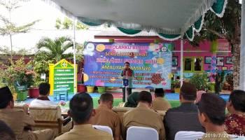 Tim Penilai LSS Nasional Berharap TK Amaliah Sungailiat Dapat Nilai terbaik