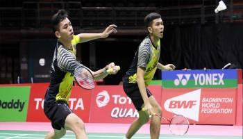 Tim Piala Thomas Indonesia Lolos ke Perempat Final