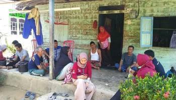 Tim PKH dan Dinsos Bateng Giatkan Program P2K2 Bagi Keluarga Penerima Manfaat