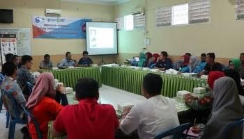 Tim Stunting Pemkab Bangka Gelar Rakor Berantas Stunting
