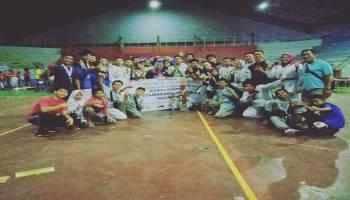 Tim Taekwondo Modus Babel Sabet 12 Mendali Emas Kejuaraan Piala Menpora