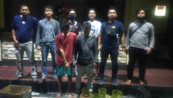 Tim Tupai Unit Reskrim Polres Bateng Kembali Ungkap Kasus Curat