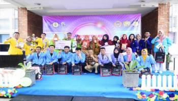 Tim Unlam Unjuk 'Gigi', Rebut Juara I National Bussines Plan Competition 2018