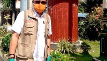 Tingginya Angka Terkonfirmasi Positif Covid-19 di Babar, Mikron : Gubernur Babel Segera akan Berkoordinasi dengan Pertamina