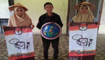 Tingkatkan Angka Partisipasi, Relawan KPU Gelar Relasi Akbar