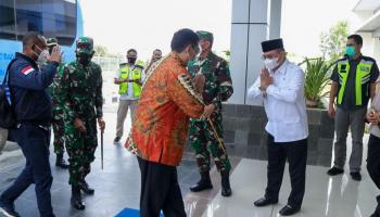 Tingkatkan Bidang Pertahanan, Komisi I DPR RI Sambangi Bangka Belitung