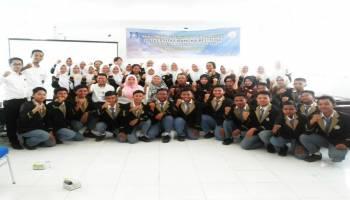 Tingkatkan Kompetensi Kewiraswastaan, Puluhan Siswa Kunjungi Fakultas Pertanian UBB