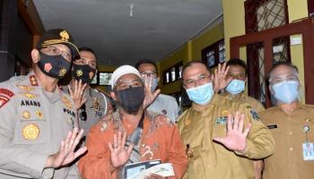 Tingkatkan Pelayanan Pajak Ranmor, Gubernur Erzaldi Resmikan Samsat Definitif Bangka Barat