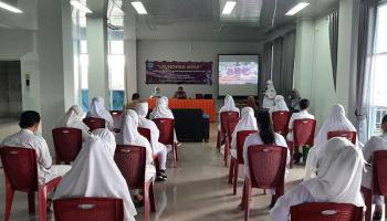 Tingkatkan Pelayanan, RSUD Depati Bahrin Gelar Pelatihan Soft Skill Bagi Perawat