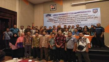 Tingkatkan Pengetahuan Perangkat Desa dan BPD, Apdesi Basel Belajar ke Bandung