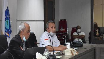 Tingkatkan Tata Kelola Layanan Informasi, Diskominfo Gelar Rakor dengan PPID Pembantu