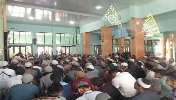 Tingkatkan Ukhuwah Islamiyah, Pemkab Bangka Gelar Tablig Akbar
