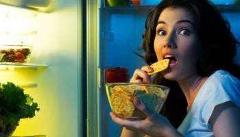 Tips Kesehatan: 5 Efek Samping Mengejutkan Makan Malam Menjelang Tidur
