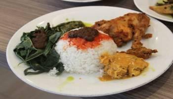 Tips Kesehatan: Jangan Buang Daun Singkong dalam Nasi Padang, Jika Tak Mau Tubuh Terserang Kolesterol Tinggi!