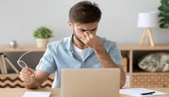 Tips Kesehatan: Tips Siasati Mata Tegang Akibat Gawai