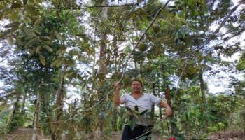 Tokoh Masyarakat Desa Namang Bangun Kawasan Wisata