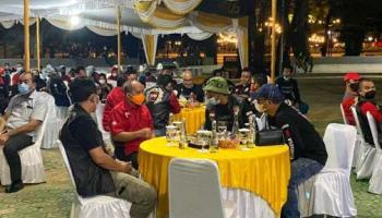 Tour de Bangka, Komunitas Pajero Indonesia Silaturahmi dengan Wali Kita Molen
