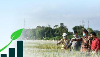 Triwulan I 2021, Pertumbuhan Ekonomi Babel Tertinggi se-Sumatera