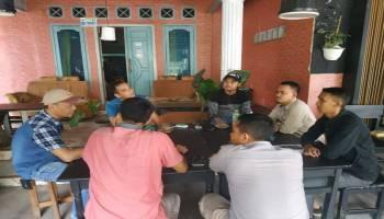 Tujuh Kandidat Ketua KNPI Deklarasi Damai Siap Menang Siap Kalah