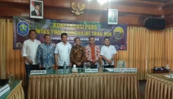 Tujuh Negara Akan Berkompetisi Dalam Lintas Timur Sungailiat Trail Run 2018