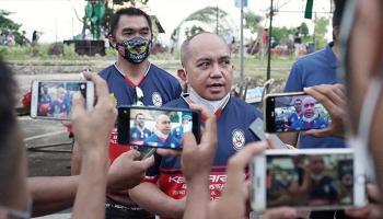 Tutup Kejuaraan Provinsi ISSI Babel, Wali Kota Molen Berharap Lahir Bibit-bibit Atlet Sepeda