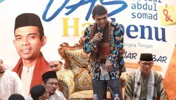 UAS: Penghasilan Anggota Legislatif dari Hasil Money Politic Hukumnya Haram