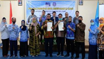 UBB dan LPP RRI Sungailiat Jalin Kerja Sama dalam Penyebaran Informasi