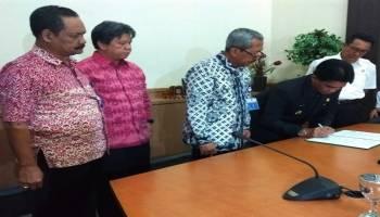 UBB Jalin MoU dengan Pemkab Belitung Timur