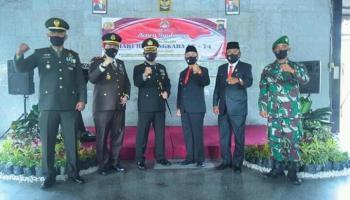Beri Ucapan HUT ke-74 Bhayangkara, Ketua DPRD Bangka: Semoga Polri Tetap Semangat dan Jaya