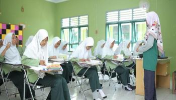 Uji Coba Sekolah Bisa Edukasi Pelajar Terapkan Protokol Covid-19 dengan Benar