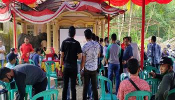 Unggul Penghitungan Cepat, Erwin Asmadi Minta Tim dan Relawan Berdoa Jangan Euphoria