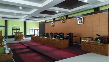 Unsur Pimpinan Eksekutif Tak Hadir, Rapat Paripurna DPRD Bangka Tengah Batal Digelar