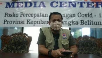 Update Covid-19 Babel Hari Ini : Satu Anggota DPRD Terpapar Corona Hingga Dua OPD Terpaksa WFH