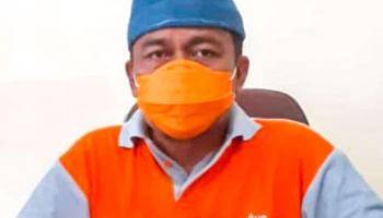 Update Covid-19 Kabupaten Bangka: 25 Sembuh dan 8 Kasus Baru