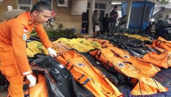 Update Terkini Korban Tsunami Selat Sunda, 168 Meninggal Dunia
