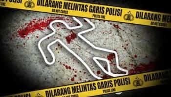 Usai Bunuh Selingkuhan Istri, Langsung Serahkan Diri