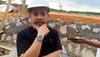 Usai Inspeksi Proyek Jerambah Gantung, DPRD Pangkalpinang Akan Panggil Dinas PU