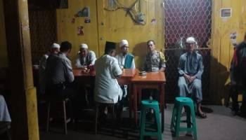 Usai Silaturahmi di Masjid Al Furqon, Kapolres Basel Ajak Tokoh Agama Ngopi Bareng