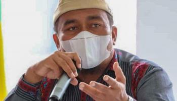Vaksinasi Covid-19 Sinovac Tahap Pertama di Kabupaten Bangka Capai 100 Persen