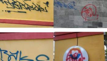 Vandalisme Beraksi di Kota Pangkalpinang, Walikota Marah!