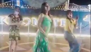 Video Aksi Tak Senonoh Tiga Wanita di Tugu 0 Kilometer Bangka Viral