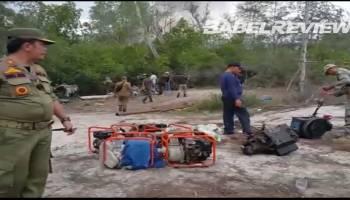 VIDEO Anggota Satpol PP Korban Kemarahan Penambang Ilegal di Sijuk Jalani Operasi Di RSUP Babel