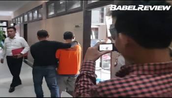 Video Bawa Lari Uang Jaminan Lelang Sebesar 250 Juta, DH Diringkus Tim Polres Bateng