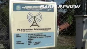 Video Begini Kondisi Rumah Mizra Setelah Tertimpa Tower Telekomunikasi
