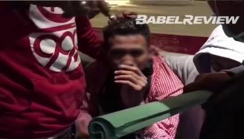 VIDEO BNNP Babel Grebek Pengedar Shabu Bertato Doraemon di Kamar Hotel