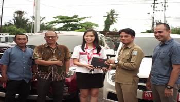 VIDEO Dealer Wuling Motor Babel Siapkan Mobil Siaga Desa