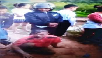 Video Kakek Dirampok dan Dibuang ke Sungai Jadi Viral